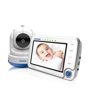 Babyphone - Ecoute Bébé avec caméra orientable Supreme